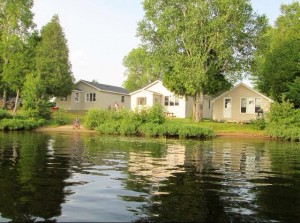 Lake Front Cottages